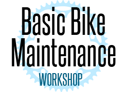 Basic bike maintenance workshop