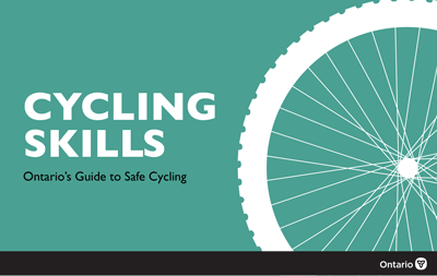 Cycling Skills Booklet Cover
