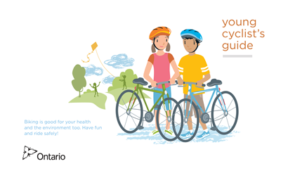 Young Cyclists Guide Cover